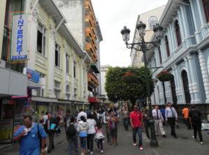 Free walking San Jose Costa Rica city tour