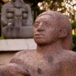 Juventud by Crisanto Badilla Arguello at the Costa Rican Art Museum Sculpture Garden.