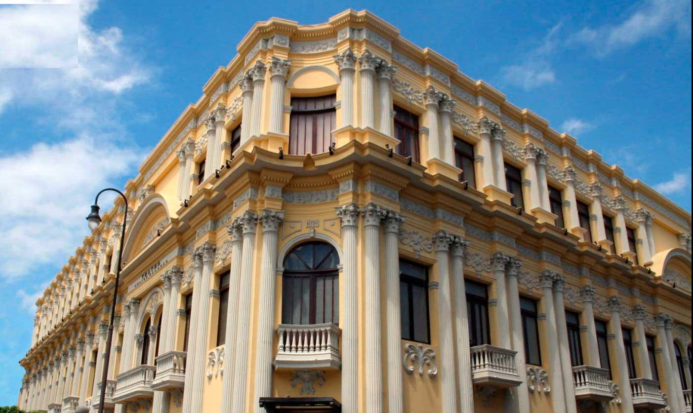 Walking Tour San Jose Costa Rica